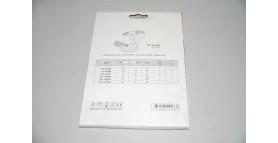 Шлифовальный диск 150*10 P60 SD1-60WM (IVT)